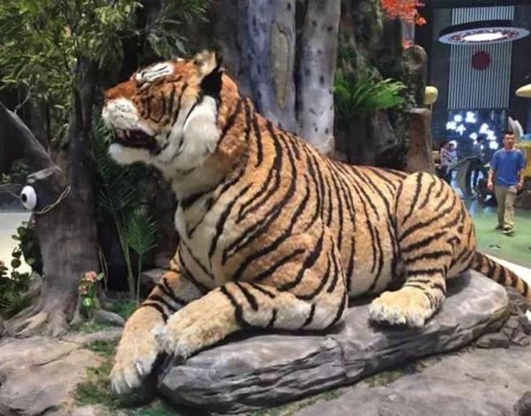 长沙仿真老虎
