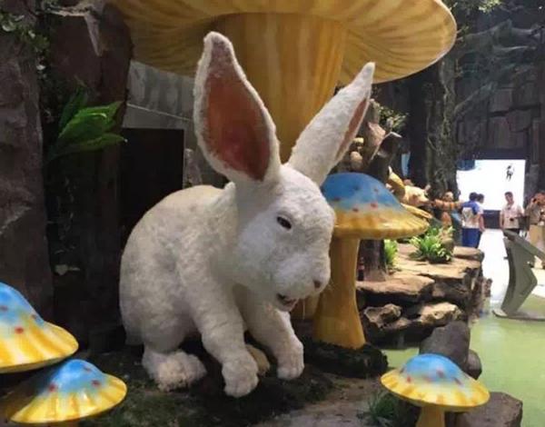 长沙仿真兔子