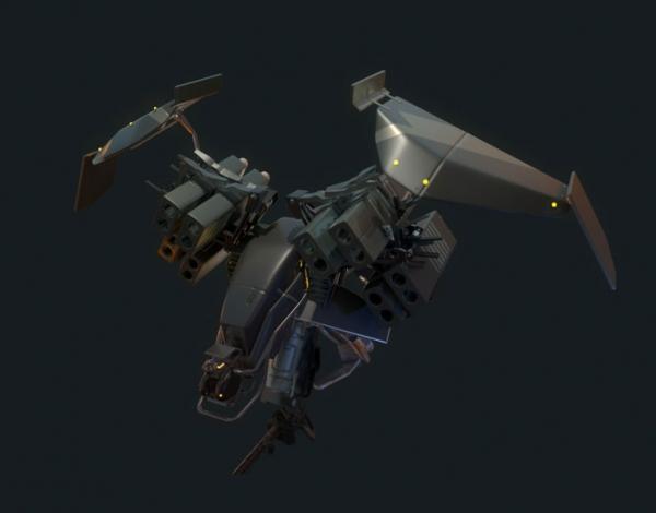 昆明仿真机械模型制作