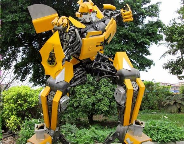 昆明机器人模型